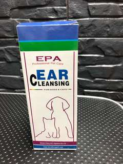 EPA 寵物洗耳水 1 lit