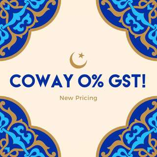 Coway Water Purifiers