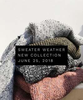 SWEATER COLLECTION