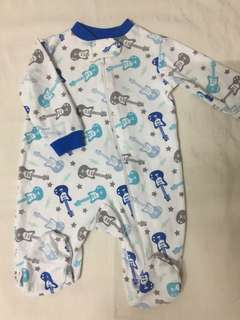 0-3mos Overall from USA