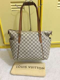 AUTHENTIC LOUIS VUITTON TOTALLY AZUR MM