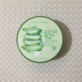 "Nature Republic ""Aloe Vera"" Moisturizer"