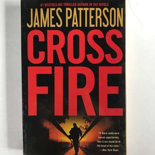 CROSSFIRE by James Patterson