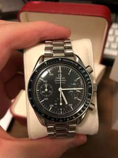 Omega moon watch full set