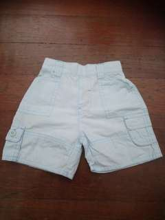 MotherCare Shorts 6-9mth