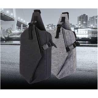 🚚 防水背包 胸包 有型單肩包 大容量 旅行背包 手機 平板包 平板袋 男背包 側背包 斜背