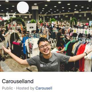 Looking for Carouselland 2018 Booth Sharing