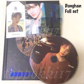JBJ Kim Donghan new moon full set