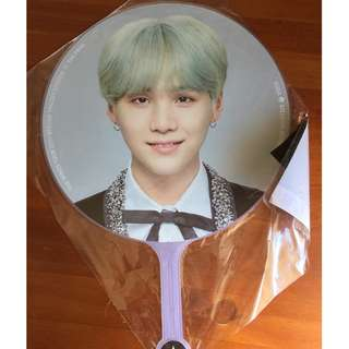 BTS [Wings Final Tour] Image Picket – SUGA (SEALED)