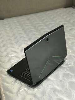 Alienware 17 R2 core i7 haswell 16gb ram 512gb ssd 3gb GTX 770m 11gb graphics mem gaming laptoo