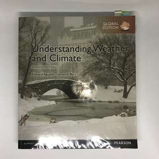 Understanding Weather and Climate | Weather & Climate (GE2228) Study Notes