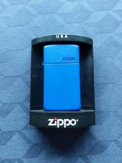 Zippo Slim Venetian Lighter Matte