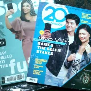 Verniece enciso magazines