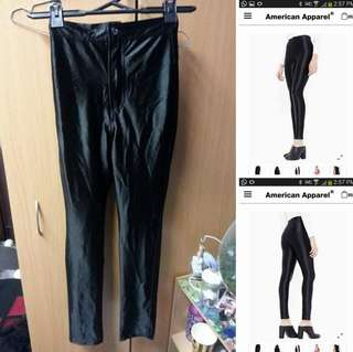 American Apparel highwaisted pants
