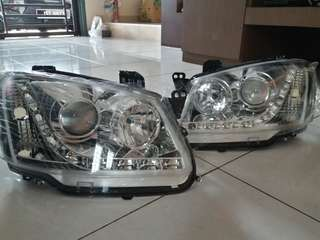 SAGA BLM HEADLAMP