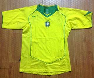 Nike Football Jersey Brazil Authentic