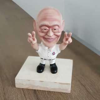 Lee Kuan Yew Figurine