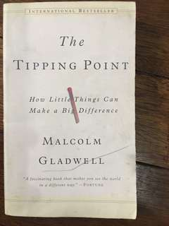 The Tipping Point (Malcolm Gladwell)