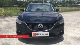Mazda 6 Wagon 2.5A R-Grade Luxury