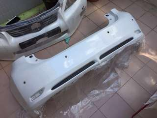 Lexus CT200h Rear Bumper