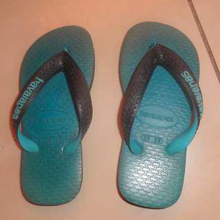 Havaianas slippers for toddler
