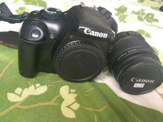 Canon EOS 1100D 18-55 MM Lens