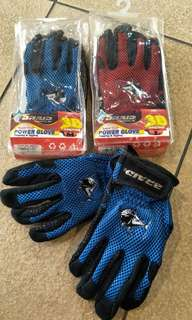 Popping and Jigging glove