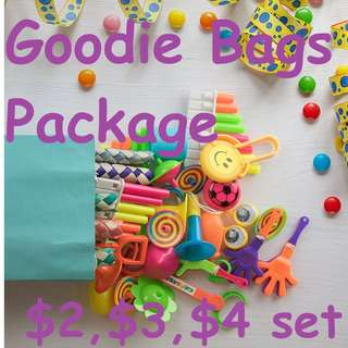 Goodies Bag/Children Birthday Goodies Bag/Party Gift/Toys/Stationery