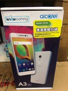 alcatel A3XL