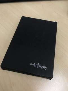 Passport Holder - The Art Faculty