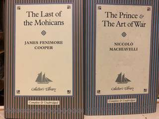 Last Of The Mohicans / The Prince & The Art Of War