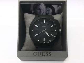 GUESS Men's Watch W0382G1 Black