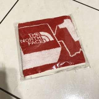 🚚 The North Face 100 國際越野挑戰賽 紀念毛巾