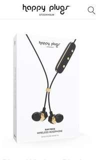 happy plugs藍芽耳機