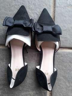 Sepatu pita H&M