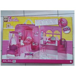 Barbie Bedroom Playset (MISB)