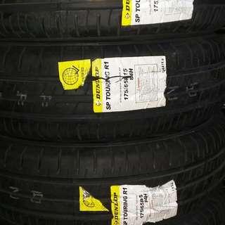 Dunlop Touring Tires 175/65/15