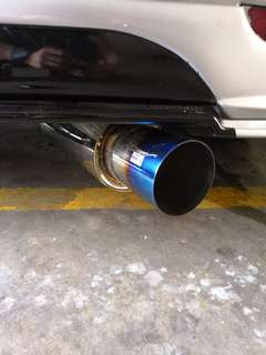 Exhaust  S Flow