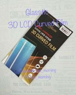 【包郵】韓國製 Glasstic Samsung Galaxy S7 Edge 3D LCD Curved Film