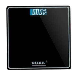 Digital Weighing Scale rechargeable led bathroom scale
