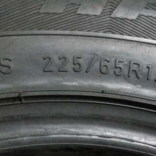 Goodyear Wrangler 225/65/17 Tires