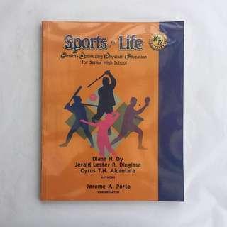 Sports for Life || Health-Optimizing Physical Education for Senior High School