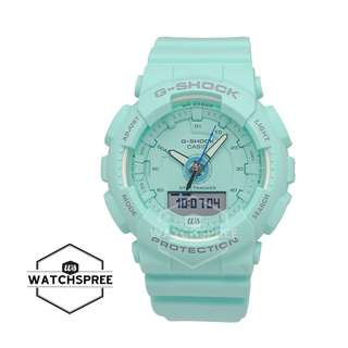 FREE DELIVERY *CASIO GENUINE* [GMAS130-2A] 100% Authentic with 1 Year Warranty! GMAS-1302A GMAS-130-2A GMAS1302A