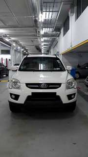 Kia Sportage 2.0 Auto