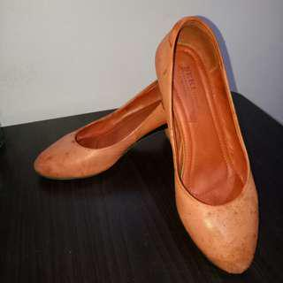 Red Formal Shoes