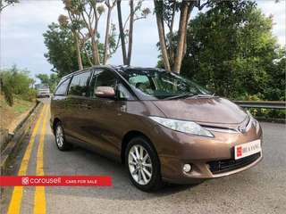 Toyota Previa 2.4A Aeras Luxury Moonroof