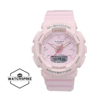 FREE DELIVERY *CASIO GENUINE* [GMAS130-4A] 100% Authentic with 1 Year Warranty! GMAS-1304A GMAS-130-4A GMAS1304A