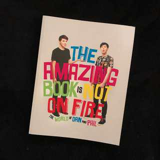 Dan and Phil book