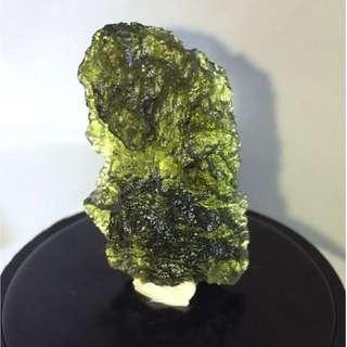 捷克隕石 原石 Moldavite Raw Stone
