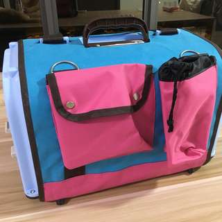 pets carrier for cats/rabbits small animal